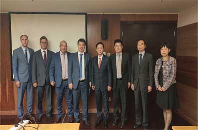 中国商务部与欧亚经济委员会第5次贸易救济工作组会议在京召开