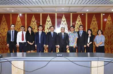 中泰举行贸易救济合作机制第4次会议