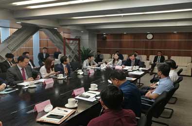 刘丹阳副局长主持召开美韩太阳能级多晶硅反倾销期终复审案听证会