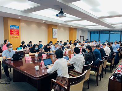 贸易救济局召开贸易救济系列研讨会首场会议