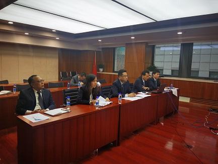 中泰举行贸易救济合作机制第5次会议